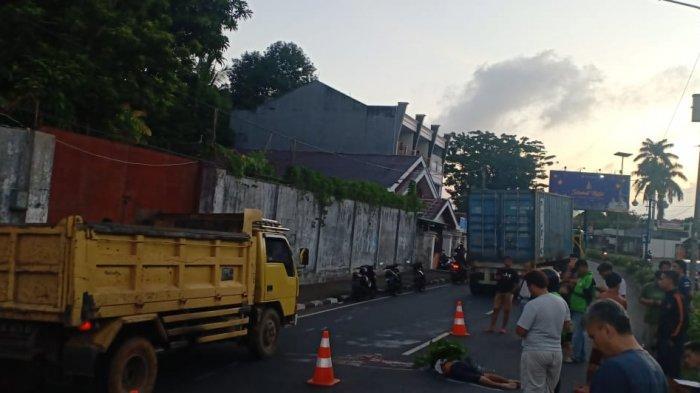 IDENTITAS Korban Kecelakaan di Jalan AA Maramis Manado Terungkap, Keluarga Diminta Lihat Jenazah