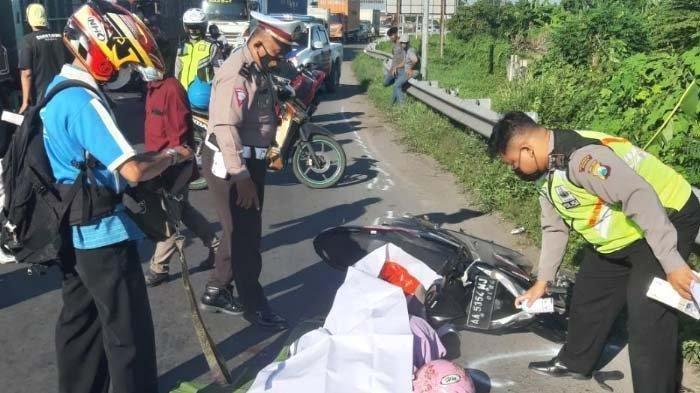 Kecelakaan Maut Pukul 01.30 WIB, Pemotor Tewas Terperosok ke Jurang, Penyerempet Korban Lalu Kabur