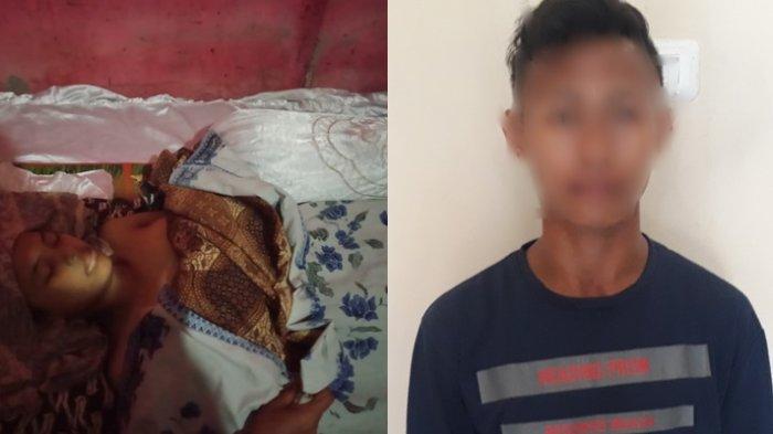 Polisi Tangkap Pacar SR, Gadis 16 Tahun di Bolsel yang Meninggal Keguguran Setelah dari Kebun