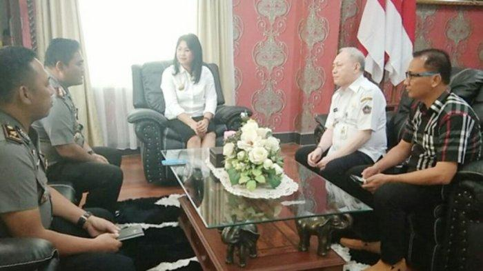PolisiKerahkan Anggota Amankan 38 Desauntuk Pilkades