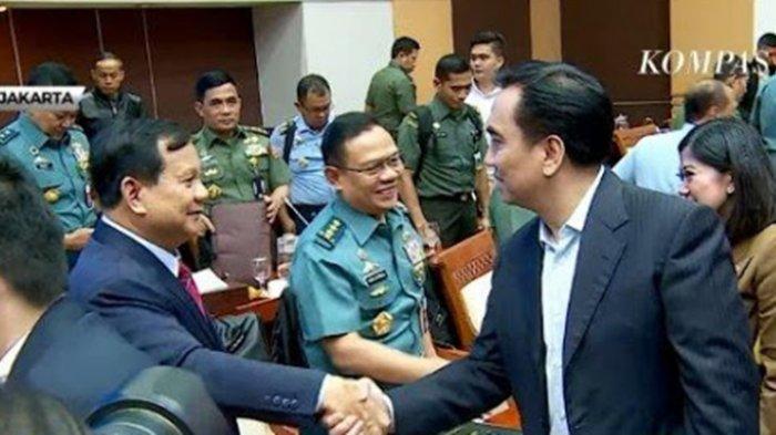 Prabowo dan Komisi I DPR Bahas Modernisasi Alutsista Rp 1.700 triliun, Ungkap Banyak Peralatan Tua