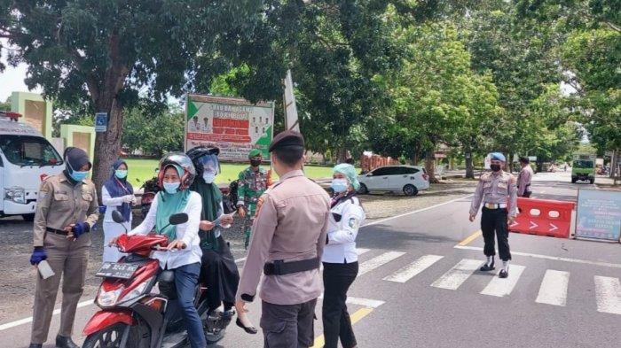 Gelar Operasi Yustisi, Polres Bolmut Akan Tindak Pengendara Tak Disiplin Protokol Kesehatan