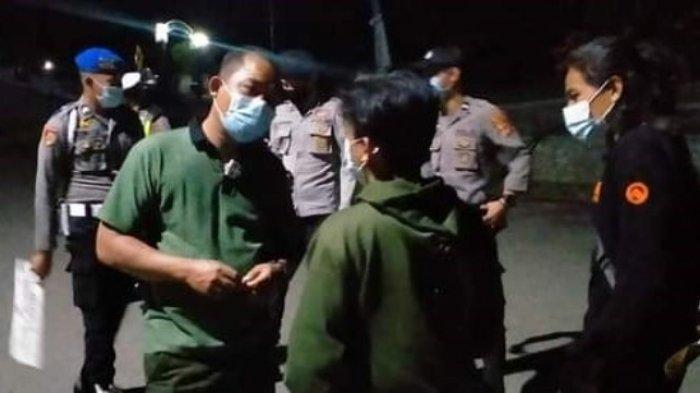 Polres Boltim Gencar Lakukan Operasi Yustisi, Akhir Pekan Jaring Sejumlah Pelanggar Prokes