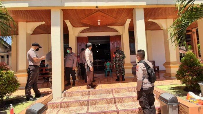 Ibadah Paskah di Kabupaten Talaud Aman, Polres Talaud Gelar Patroli Pengamanan