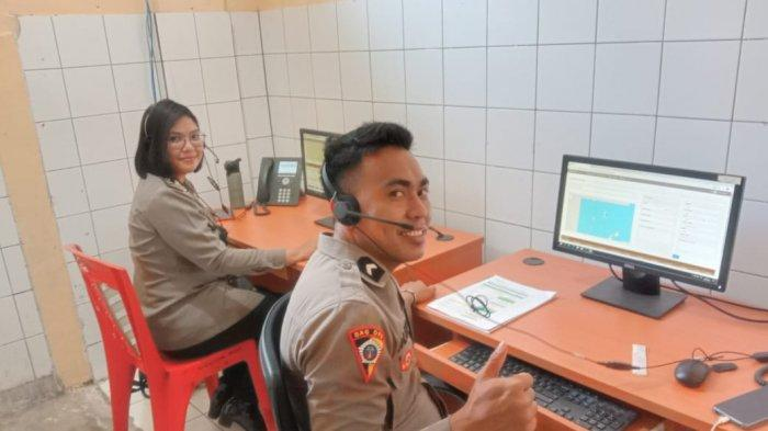 Inovasi Layanan Publik di Talaud, Polres Kepulauan Talaud Luncurkan Call Center 110