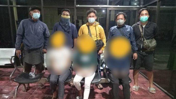 Polres Kotamobagu menangkap 3 Pelaku Bully di Kotamobagu