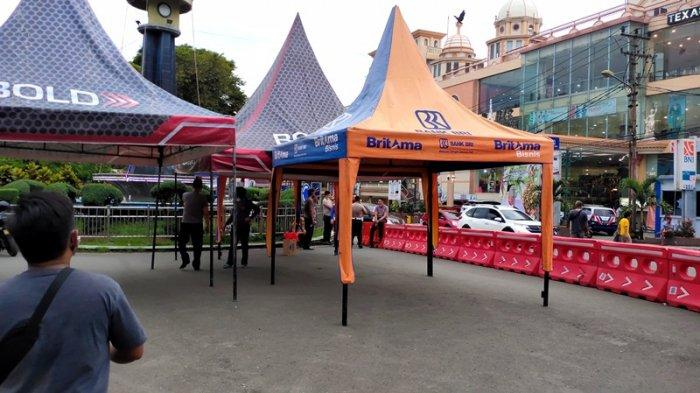 Polres Kotamobagu Siapkan Posko Pengamanan Natal dan Tahun Baru