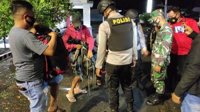 Jelang Perayaan Paskah, Polres Minahasa Selatan dan Kodim 1302 Minahasa Perketat Pengamanan