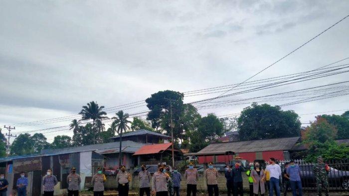 Antisipasi Lonjakan Covid-19, Polres Minahasa Tingkatkan Pengamanan Objek Wisata