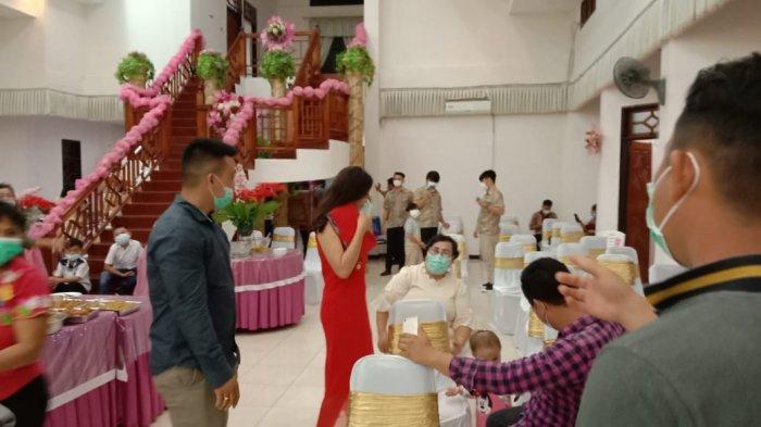 Langgar Prokes, Polres Minsel Bubarkan Acara Syukuran dan Karaoke di Amurang