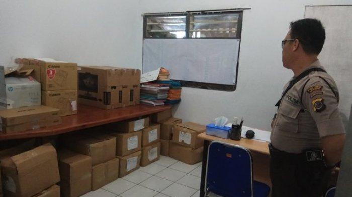 Polres Sangihe Siap Amankan Pemilu 2019 di Sitaro