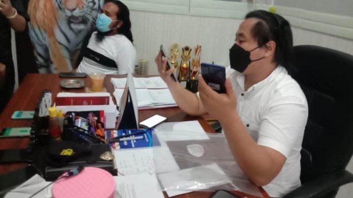 Polres Talaud Dalami Pelaku Serta Penyebar Video Oknum Guru di Talaud