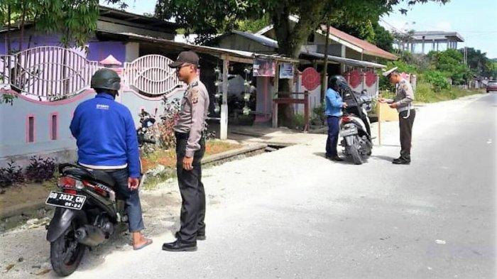 PolresTalaud Gelar Operasi Patuh Samrat, Libatkan 35 Personel