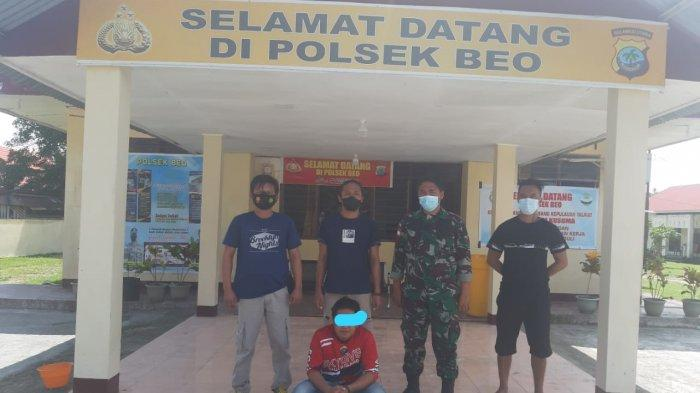 Anggota TNI Gadungan Diamankan saat Akan Ambil Miras