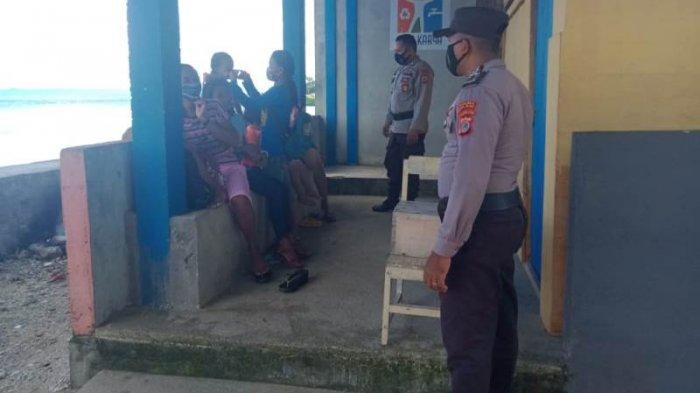 Polsek Kabaruan menggelar aksi sapuh bersih premanisme dan cipta kondisi situasi Kamtibmas di wilayah hukum Polsek Kabaruan, Rabu (16/6/2021).