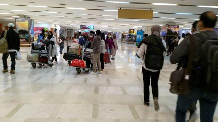 Pengamanan di Bandara Sam Ratulangi Manado Masih Maksimal Dilakukan Polsek Bandara