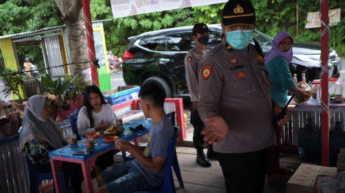 Operasi Yustisi di Manado, Puluhan Masyarakat Masih Abai Protokol Kesehatan