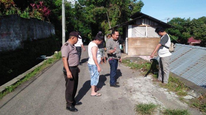 Polsek Pineleng Dalami Kasus Pembunuhan di Desa Pineleng Dua, Tersangka Masih Mr-X