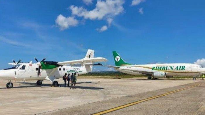 Ponsel Pilot Rimbun Air Masih Aktif setelah Pesawat Hilang Kontak, Ini Daftar Penumpangnya
