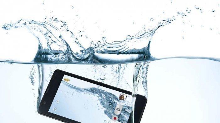 Tak Perlu Panik, Ini Trik Menyelamatkan Ponsel yang Tercebur Air dengan Benar dan Tepat