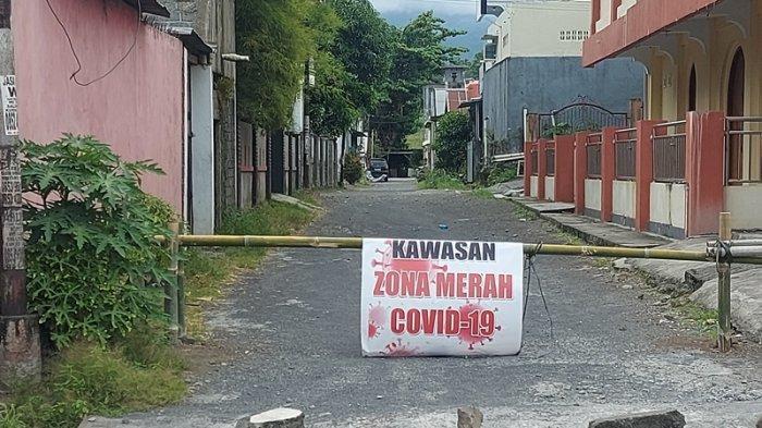 Bitung Zona Merah Covid-19, Plt Kadis Kesehatan Piter Lumingkewas Beri Penjelasan