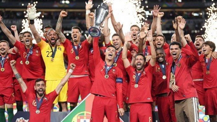 DAFTAR Pemain Timnas Portugal untuk Euro 2020, Dipimpin Cristiano Ronaldo, Materi Pemain Kelas Wahid