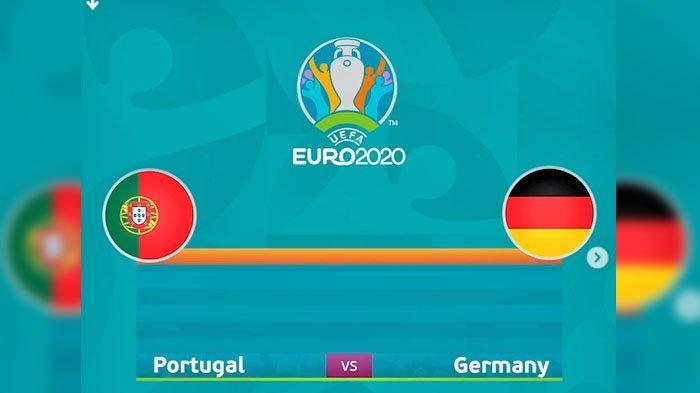 SKOR Sementara Menit 74, Jerman Masih Unggul Skor 2-4, Portugal Mulai Mengejar