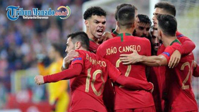 Timnas Portugal Ke Final UEFA Nations League, Ronaldo Tambah Koleksi Hat-trick di Tim Nasional