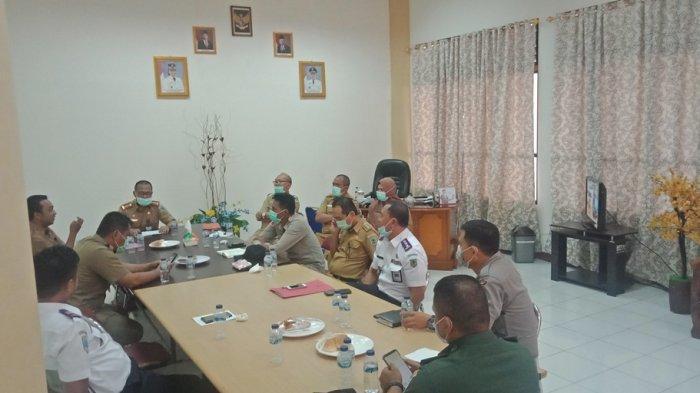 Bolmong Bakal Aktifkan Pos Perbatasan, Ketua DPRD Nilai Pos Jaga Desa Lebih Efektif