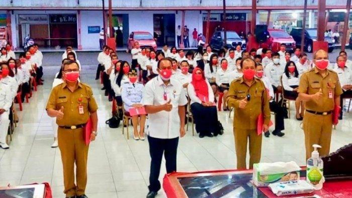 2 Pejabat Ditarik ke Pemprov Sulut, Bupati Minahasa Rombak Kabinet