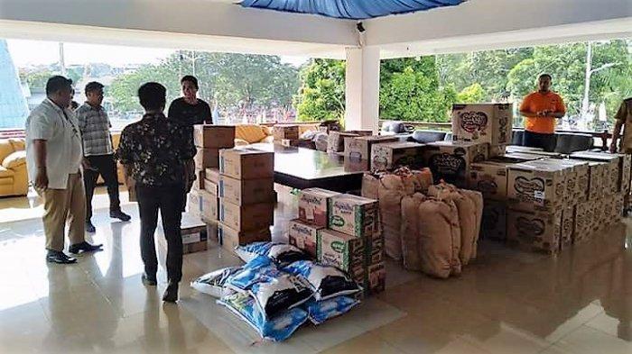 Pemkot Buka Posko Bantuan, Terbuka Bagi Siapa Saja Memberi Bantuan