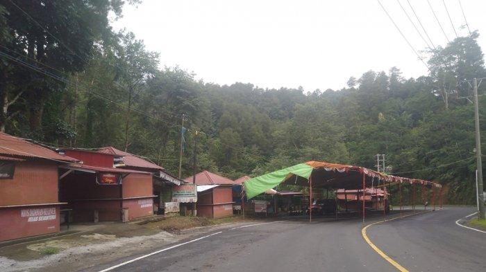 Posko Covid-19 Gunung Potong Sunyi Pasca-Ditiadakan Pemeriksaan