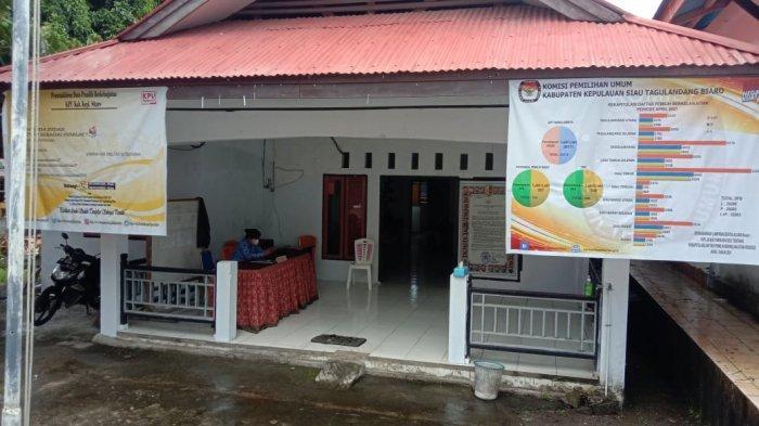 KPU Sitaro Tetapkan Jumlah Data Pemilih Berkelanjutan Per Bulan Mei 2021, Ini Hasilnya