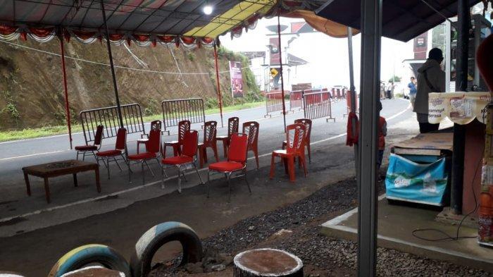 8 Titik Posko Covid-19 di Minahasa Tenggara Ditutup