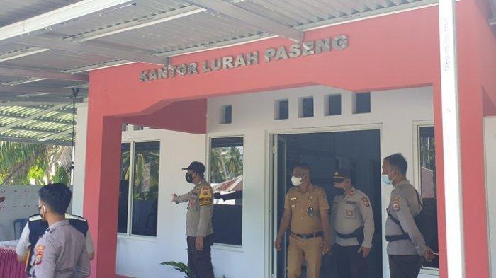 Melihat Penerapan PPKM Skala Mikro di Kelurahan Paseng Kabupaten Sitaro