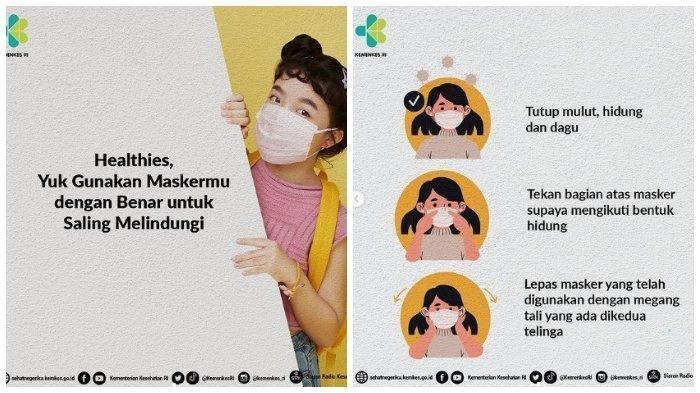 Balita Juga Harus Gunakan Masker? Ini Penjelasan WHO