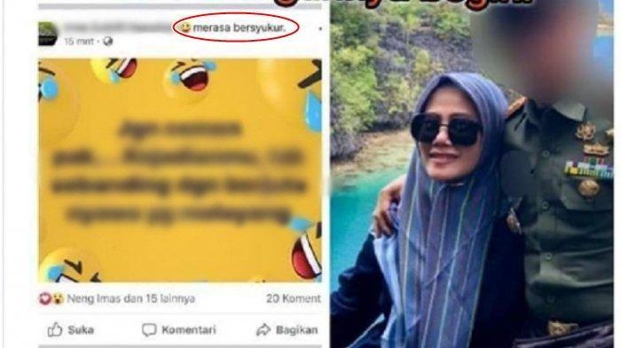 Nasib Istri Dandim Kolonel HS yang 'Merasa Bersyukur' Menko Polhukam Wiranto Terluka karena Diserang