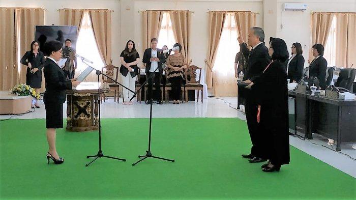 Posumah Resmi Gantikan Lala Anggota DPRD, PAW Gerindra