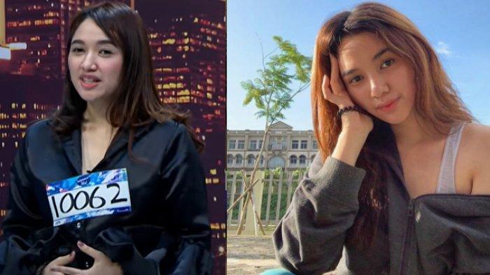 Masuk ke Top 14 Indonesian Idol, Cewek Cantik Manado Karen Rantung Sempat Menangis saat Latihan