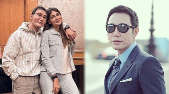 Sosok Otis Hahijary, Bos Stasiun Tv yang Kepergok Beri Luna Maya Tas Mewah saat Rayakan Valentine