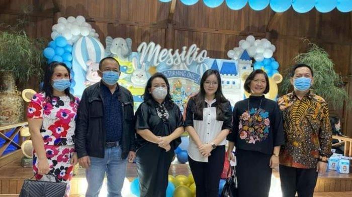 Caroll Senduk dan Wenny Lumentut Sampaikan Dukacita Atas Meninggalnya Istri Mantan Wali Kota Tomohon