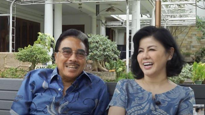 Hotma Sitompul dan Desiree Tarigan