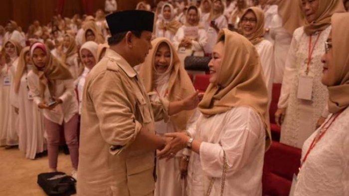 Prabowo Diangkat jadi Menhan, Mantan Istri Pilih jadi Oposisi Pemerintah: Pengabdian untuk Rakyat