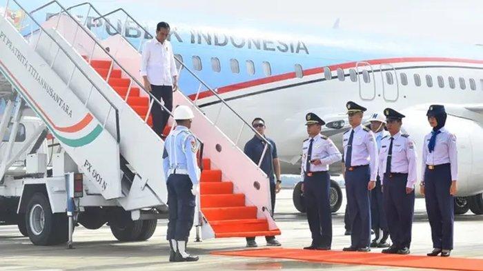Istana Akan Didemo Mahasiswa, Presiden Jokowi Pergi ke Kalteng Urus Proyek, Unima Manado Kacau