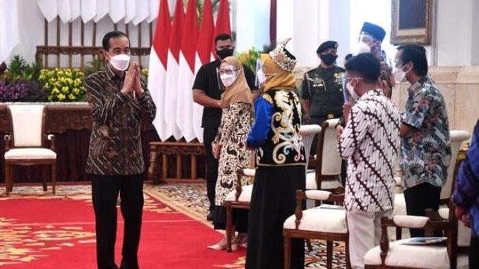 Kisah Stevenly Rio Loginsi Warga Sulawesi Utara yang Namanya 3 Kali Disebut Presiden Jokowi: Rio