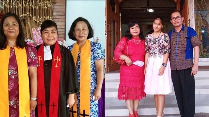 Potret Semasa Hidup Pendeta Imelda Lumetu, Korban Kecelakaan Lalu Lintas, Tinggalkan 1 Orang Anak