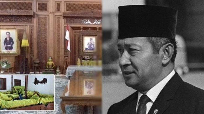 Kesaksian Toto Penjaga Rumah Soeharto, Gamelan Bunyi Sendiri Jam 02:00 hingga Gergaji Patah 6 Kali
