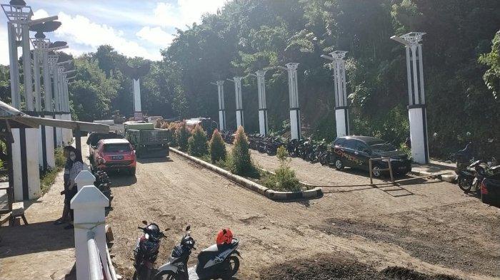 Sudah Ditertibkan, Penambang Masih Kembali ke Area Kebun Raya Megawati Soekarnoputri