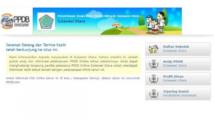 37 SMA/SMK di Sulut TerapkanPPDB Online, Ini Jadwal dan Link Pendaftarannya