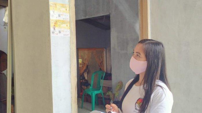 PPDP 'Door to Door' Melakukan Coklit